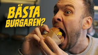 Gambar cover Jakten på Malmös BÄSTA BURGARE | Dockside, Bronx Burger & Casuals revansch!
