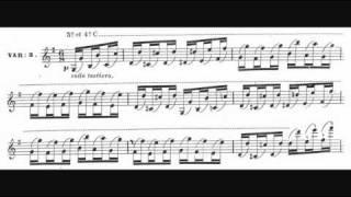 Antonio Bazzini - Le Carillon d