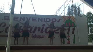 LILI UO KALANI, FERIA CHIQUITA DEL CALVARIO 2011