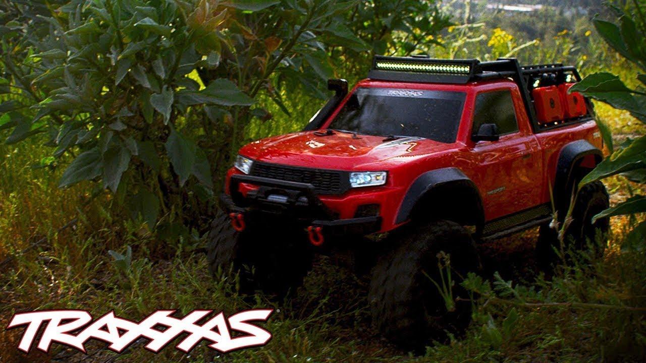 RC Overland Crawler   Traxxas TRX-4 Sport