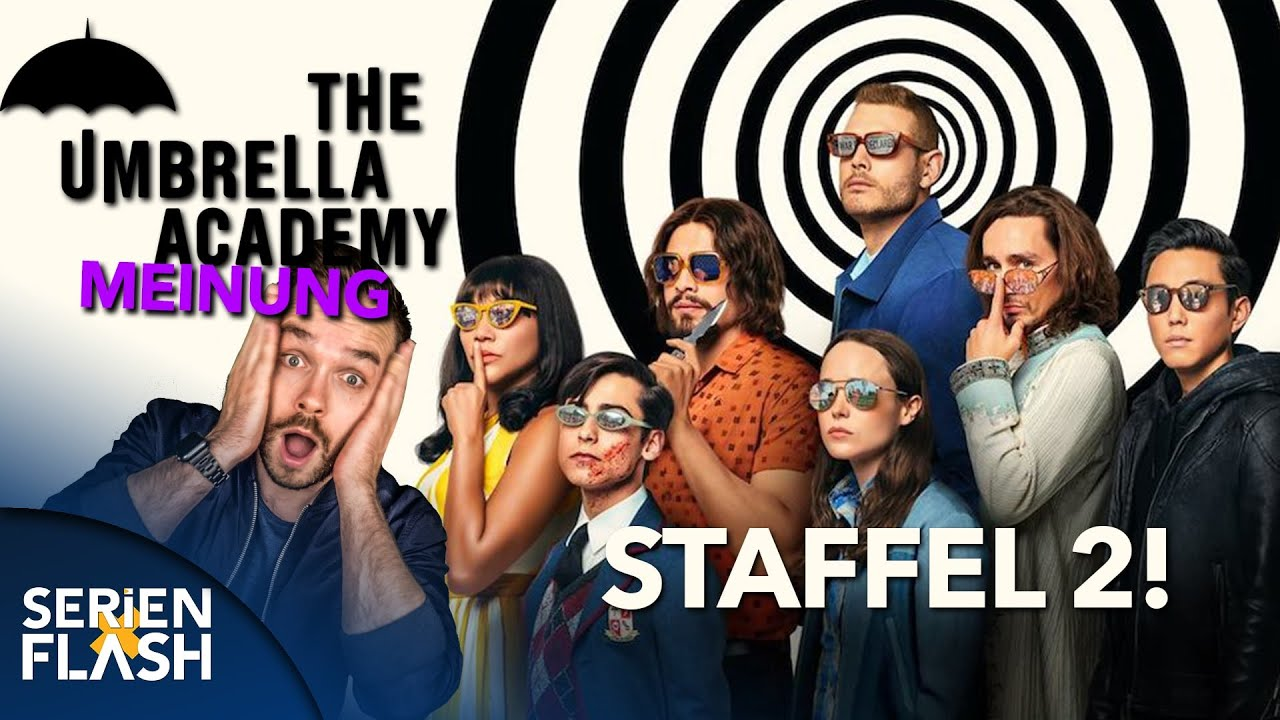 The Umbrella Academy Staffel 2 - Besser als Staffel 1? | SerienFlash