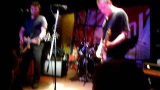 The Mob: Witch Hunt / No Doves Fly Here - Bradford, 1in12 Club 12 May 2012