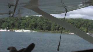 7th Annual Indiana Seaplane Association Splash-In on Lake James inside Pokagon State Park.