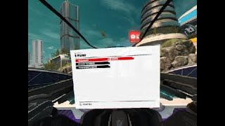 Wipeout Omega Collection VR Phantom Speed
