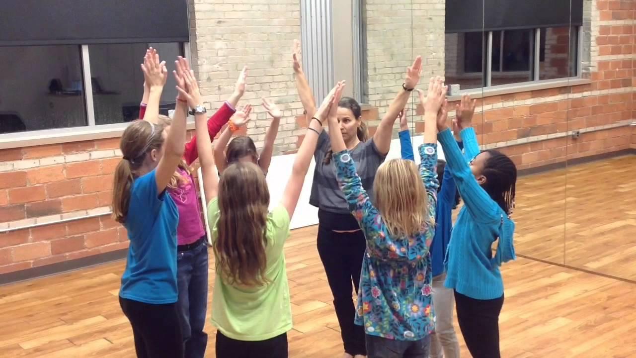 kids praise dance christmas 2015 youtube - Christmas Praise Dance