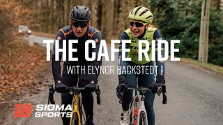 Matt Stephens The Cafe Ride Episode 11 - Elynor Backstedt | Sigma Sports