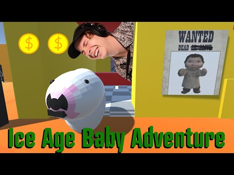 MEME FEVER DREAM   Ice Age Baby Adventure: The Game