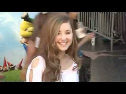 Rachel G. Fox  Gnomeo and Juliet Movie Premiere Red Carpet in Hollywood