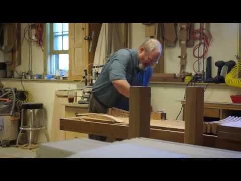 Stephen Barlow at Shaker Style for Monadnock Art