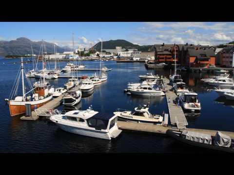 Scandinavie 2010 - Oslo - Sognefjord - Floro