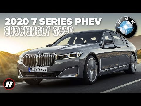 First look at the 2020 BMW 745e: 5 things to know about the latest 7 Series PHEV