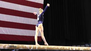 Polina Shchennikova - Balance Beam - 2013 P&G Championships - Jr. Women - Day 2