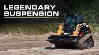 Ride Quality: ASV vs Competitive Loaders