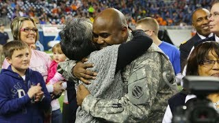 Military Family Surprised With Free Home At Half-time | Quicken Loans In The Community