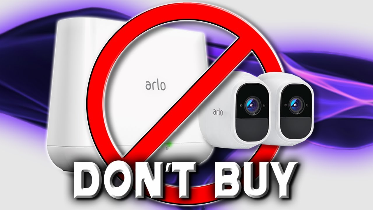 Don't Buy The Netgear Arlo Pro 2 Until You've Seen This