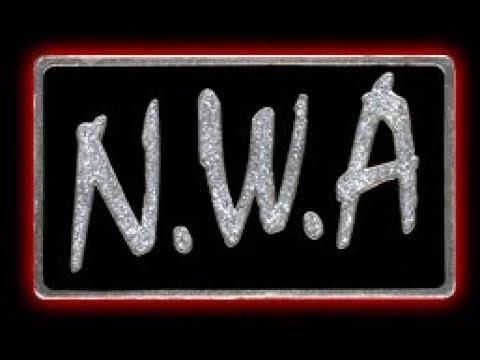 N.W.A - Dopeman (Remix) Lyrics On Screen