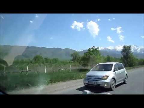 На иссык-кульской трассе чаще всего нарушают правила крутые водители