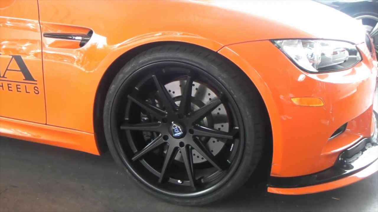 Dubsandtires Com 22 Inch Staggered Rohana Rc 10 Concaved
