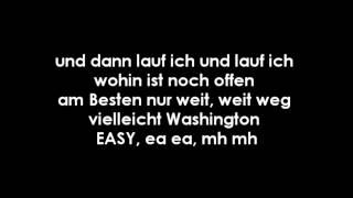 Cro - Easy (Lyrics)