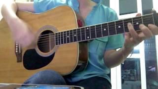 Lặng yên - Bùi Anh Tuấn guitar cover