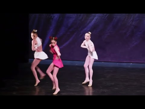 Gianina, Savannah & Hannah's Trio (Dance With The Devil) | Dance Moms | Season 8, Episode 1