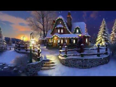 Новогодняя сказка 2016 У Емели Новый год!