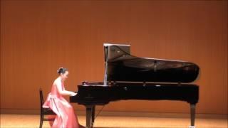 Repeat youtube video 別れの曲 ショパンエチュード10-3 松下日花里(Chopin Etude Op.10 No.3)
