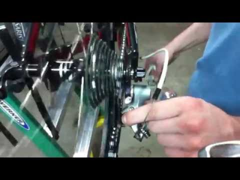 How to Properly Adjust Bicycle Shifting