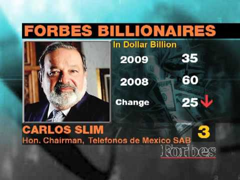 A Bad Year For Billionaires