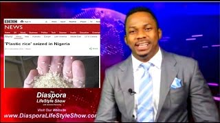 FAKE RICE in Nigeria & The Production Of Lake Rice