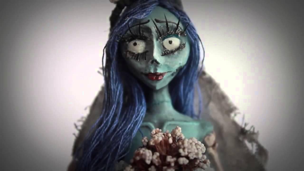 Купить труп невесты голубой, труп, кукла, коллекционная кукла, эмили, труп невесты, невеста. Еще. Купить эмили и виктор. По мотивам мультфильма