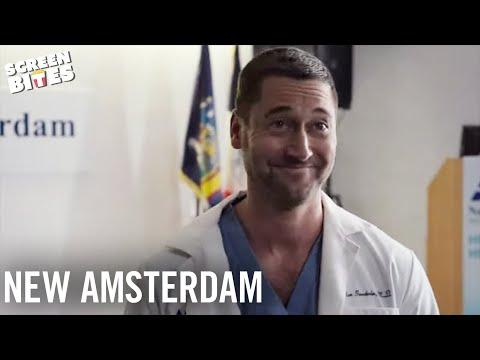 Dr. Max Fires EVERYONE!   New Amsterdam   SceneScreen