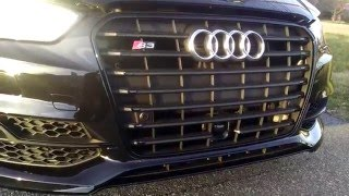 audi s3 2016 test drive - Test Drive and Review