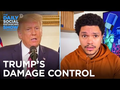 Trump and Fox News Double Down on COVID Cover-Up Defense | The Daily Social Distancing Show