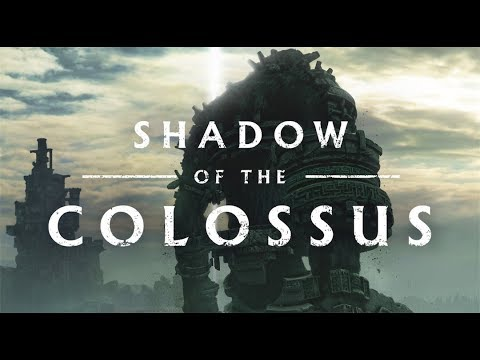 SHADOW OF THE COLOSSUS REMAKE   PARTE 1