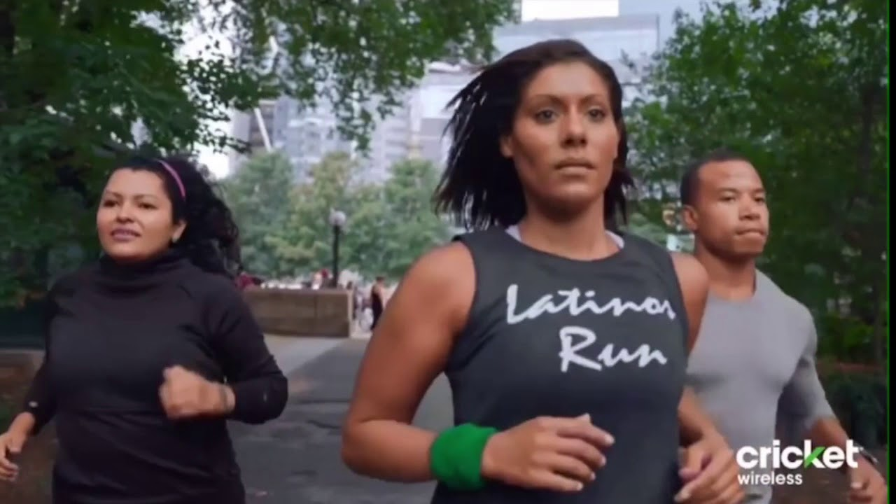 Latinos Run Powered by Cricket Wireless