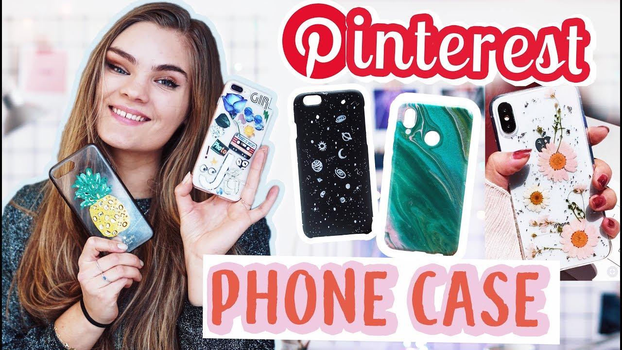 4 Handyhullen Diys Phone Case Easy Selber Gestalten I Mjette