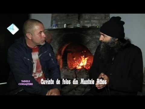 Cuvinte de folos din Muntele Athos