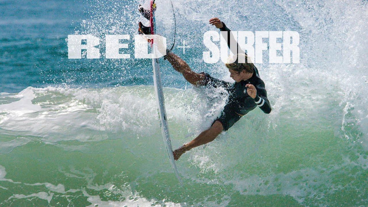 REDirect Surf 2015  4K Video  Erik Knutson Shoots John John Florence  Shot on RED  YouTube