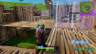 Fortnite with the squad 9