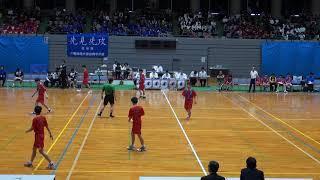 大会男子決勝 明倫(福井県) × 大体大浪商(大阪府)
