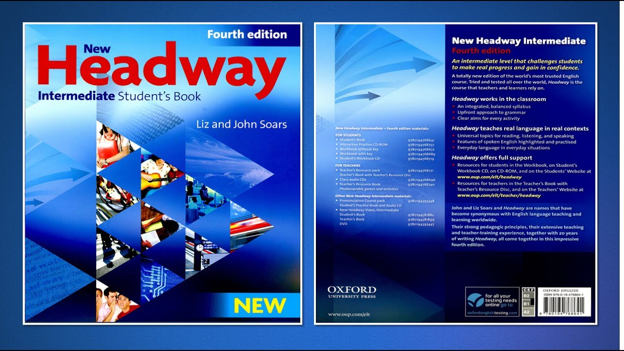 Descargar Libro English Grammar In Use New Headway Intermediate Student S Book 4th Full Lesson Unit 01 12
