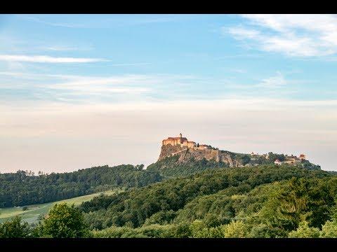 Klettersteig Riegersburg : Leopold klettersteig riegersburg steiermark travel