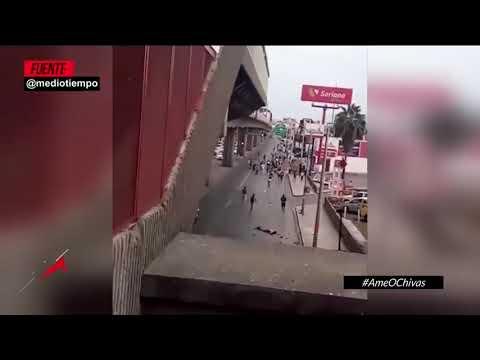 La violencia se hizo presente en el Clásico Regio | Adrenalina