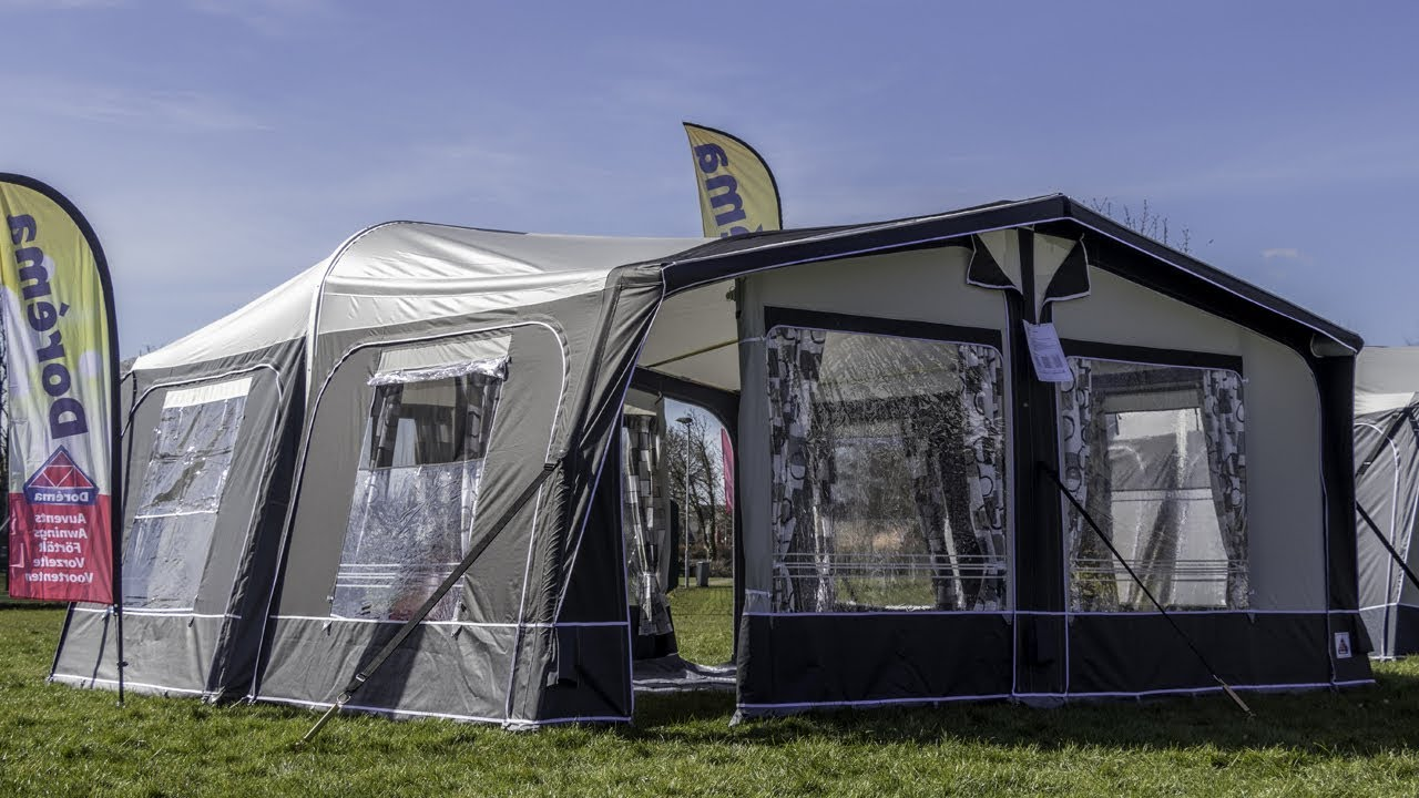 Quick Guide Dorema Daytona Air Full Caravan Awning Leisure Outlet