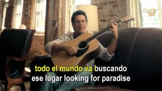 Alejandro Sanz - Looking For Paradise (Official CantoYo Video)