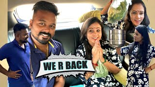 We are Back 👫 Hussain Manimegalai