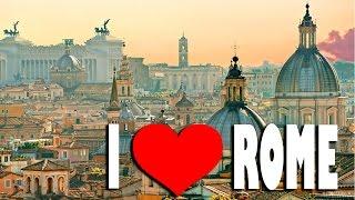 ITALY - ROME 2017 MONTAGE