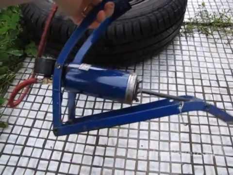 Как из автомобильного насоса сделать вакуумный 83