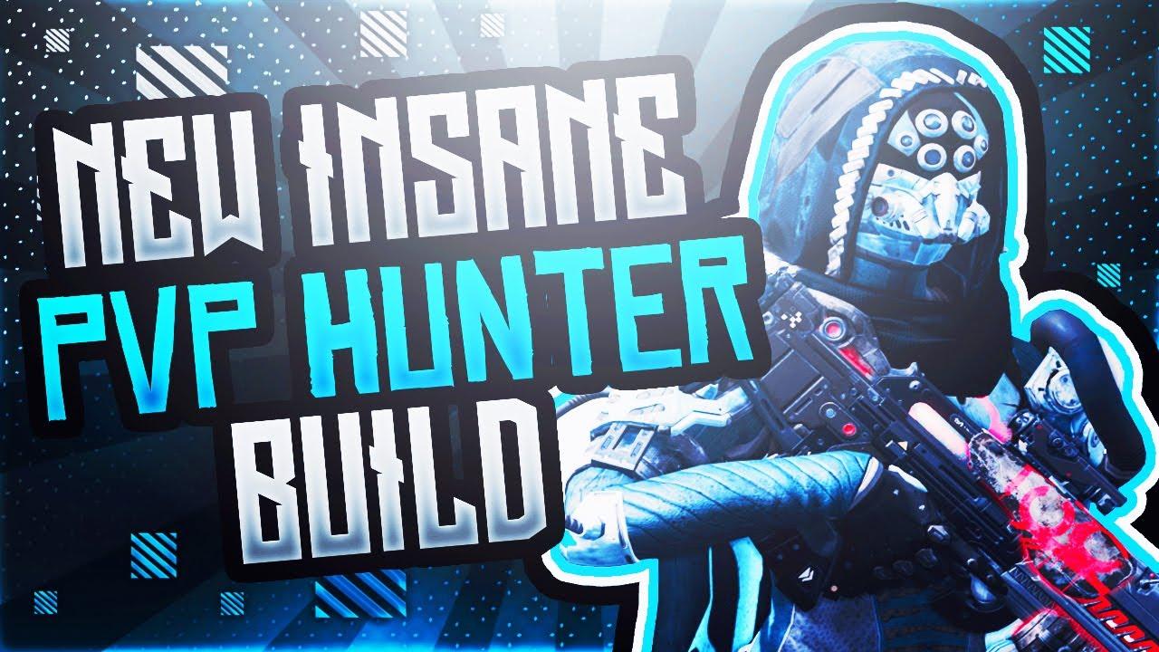 Destiny 2 - New Insane PvP Hunter Build (Season Of Arrivals)
